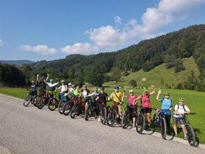 Mountainbiketour Salzkammergut