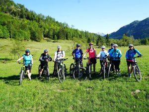 Mountainbiketour Salzburg