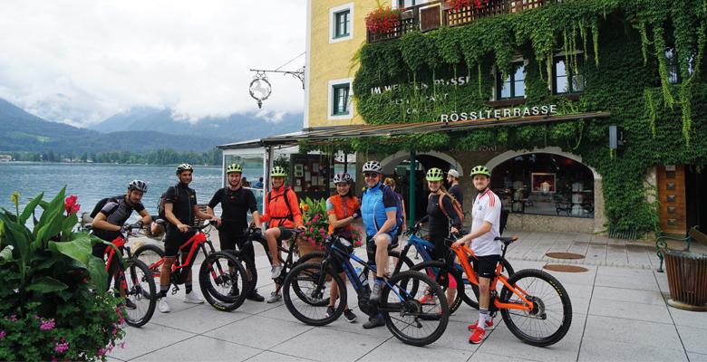 Fahrradtouren Salzkammergut