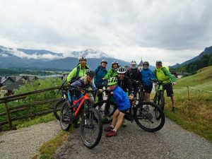 E-Bike Tour Vöcklabruck